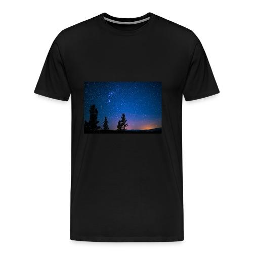 Sternenhimmel - Männer Premium T-Shirt