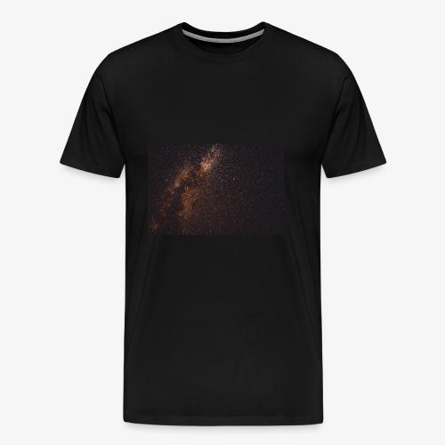 astronomie der Sterne - Männer Premium T-Shirt