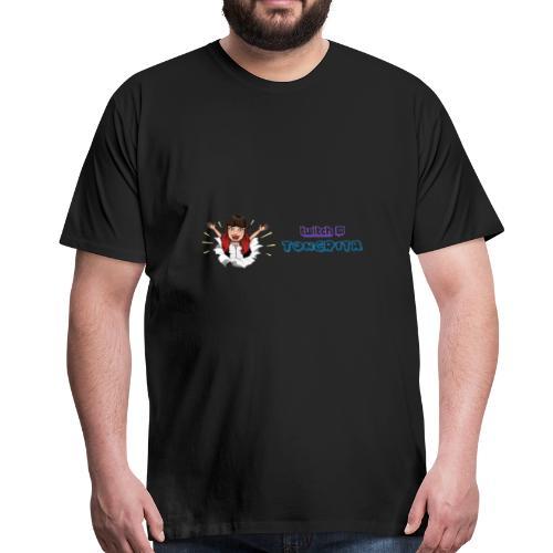 Logo Tongrita - Camiseta premium hombre