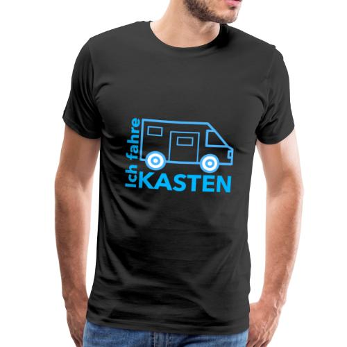 Ich fahre Kasten! - Männer Premium T-Shirt