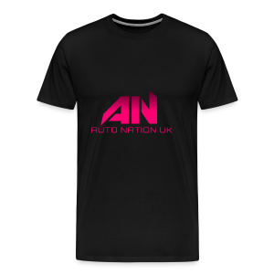 One In The Pink - Original Logo - Men's Premium T-Shirt