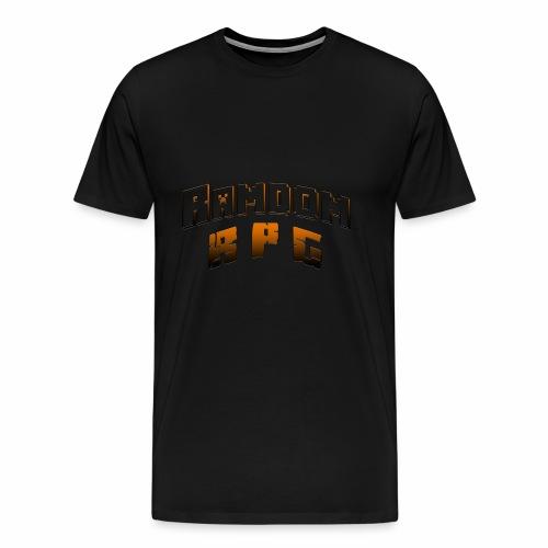 Ramdom R P G - T-shirt Premium Homme