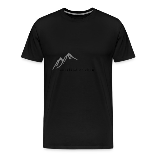 sauerland erleben - Männer Premium T-Shirt