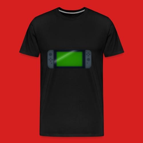 Gaming Seit Anfang an - Männer Premium T-Shirt