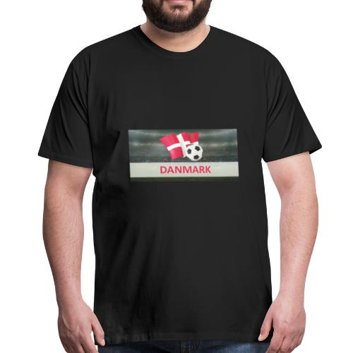 VM 2018 - Herre premium T-shirt