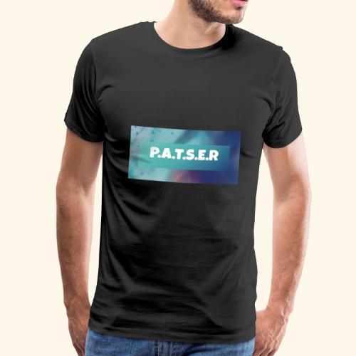 patser - Mannen Premium T-shirt