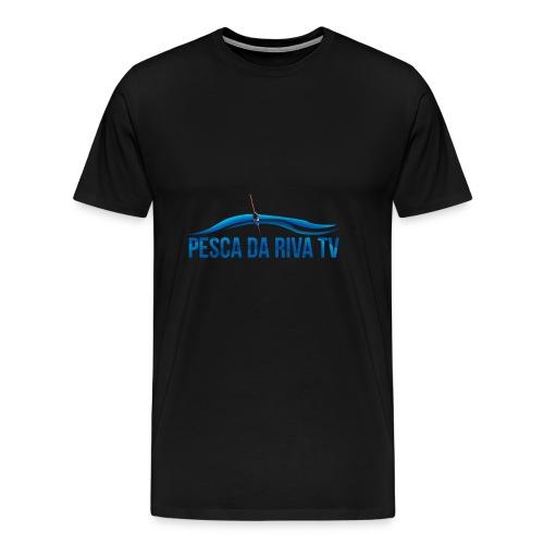 Pesca da riva TV - Maglietta Premium da uomo
