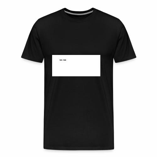 Nalu Nala - Männer Premium T-Shirt