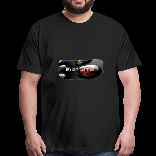 DYian Games - Männer Premium T-Shirt