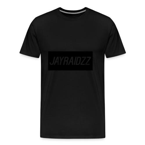 JAYRAIDZZTEXTLOGO - Men's Premium T-Shirt