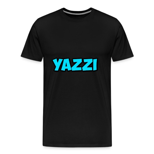 yazzi - Men's Premium T-Shirt