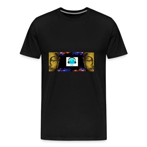 EGE business mode logo jubiläums - Männer Premium T-Shirt