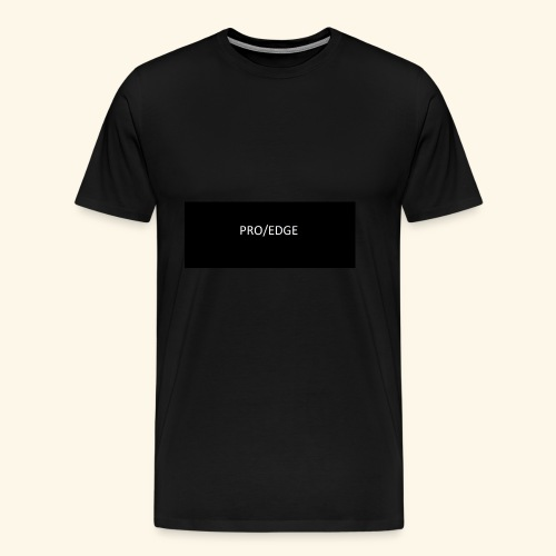Pro/Edge - Männer Premium T-Shirt