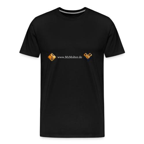 www.M1Molter.de - Männer Premium T-Shirt
