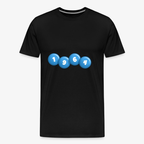 1964 - Herre premium T-shirt