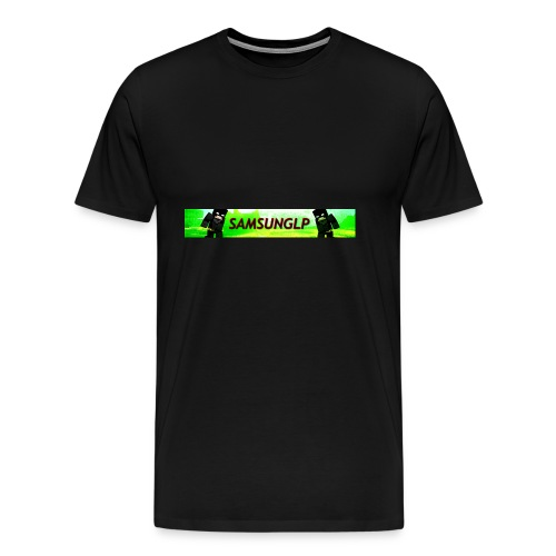 smaunglp213213 - Männer Premium T-Shirt