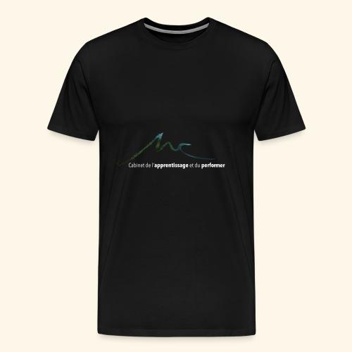 Cabinet de l apprentissage et du performer white - T-shirt Premium Homme