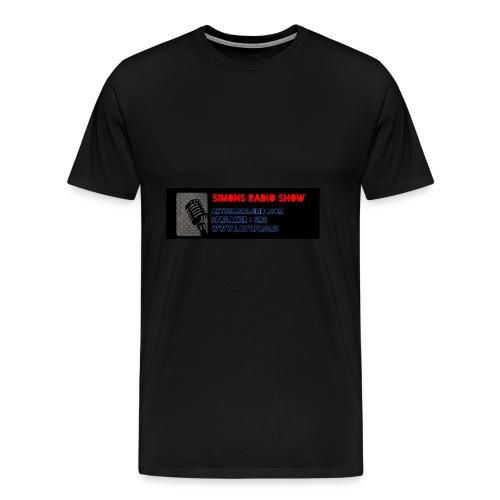 SRS INFO KLASSE - Männer Premium T-Shirt