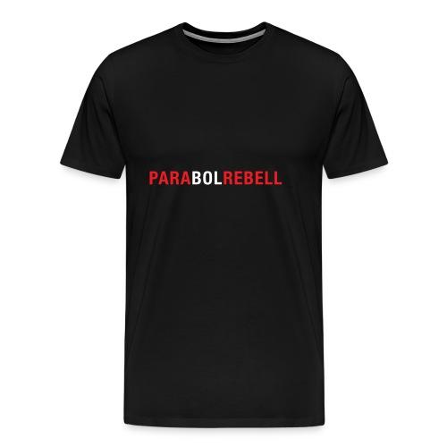 23 - Premium-T-shirt herr