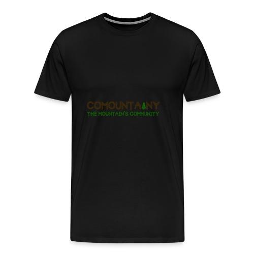 COMOUNTAINY - T-shirt Premium Homme