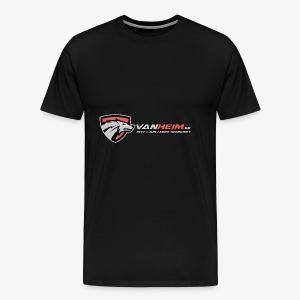Vanheim liten - Premium-T-shirt herr