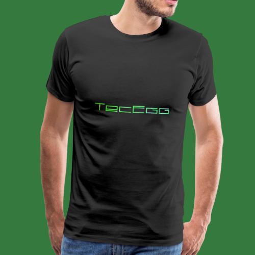 TecEgg - Männer Premium T-Shirt