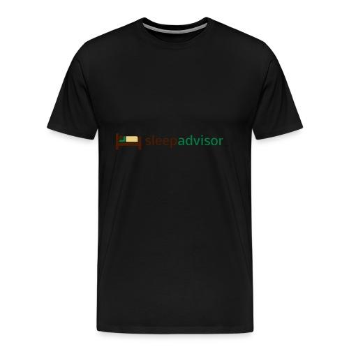 SleepAdvisor - Maglietta Premium da uomo