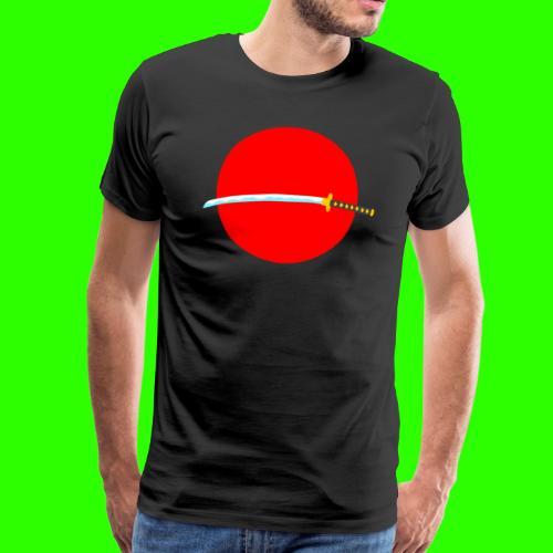 KATANA - T-shirt Premium Homme