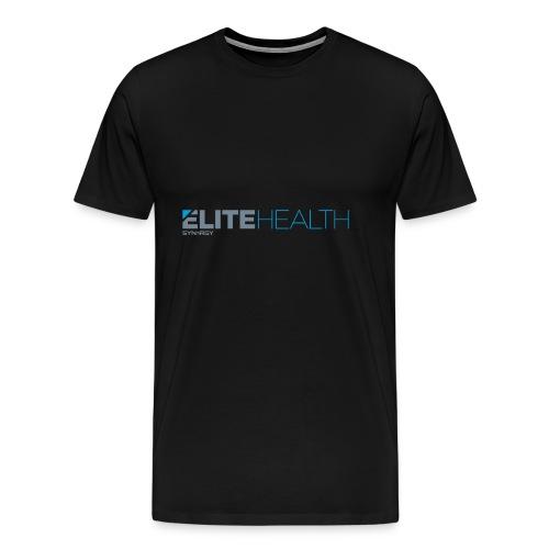 elitehealth logo 1 - Camiseta premium hombre