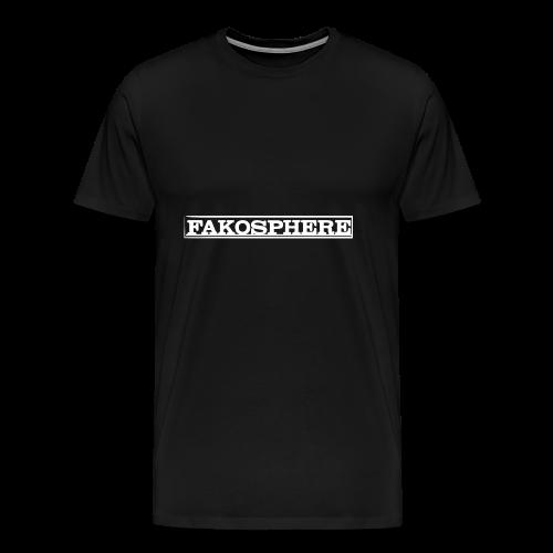 FAKOSPHERE N°4 - Mannen Premium T-shirt
