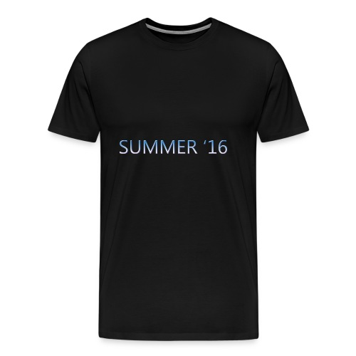 SUMMER 16 t-shirt WOMEN - Men's Premium T-Shirt