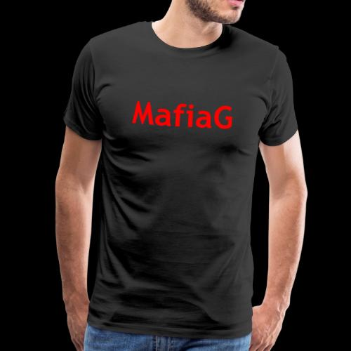MafiaG Red - Men's Premium T-Shirt