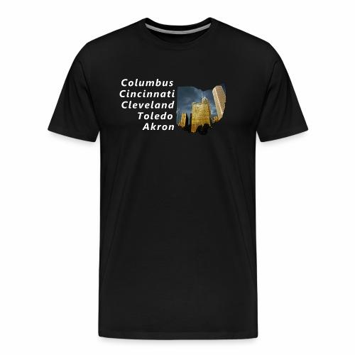 Ohio Design - Männer Premium T-Shirt