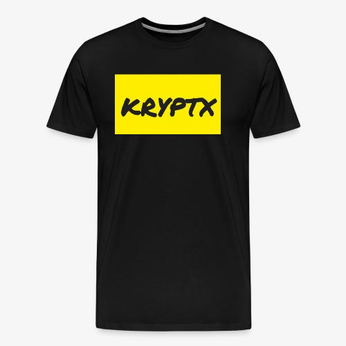 kryptx - T-shirt Premium Homme