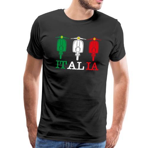 Roller Italia - Männer Premium T-Shirt