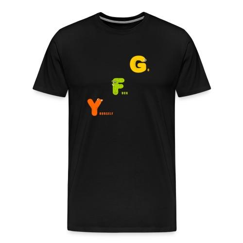 G F Y - Männer Premium T-Shirt