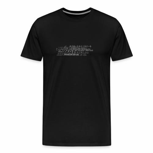 Le génie est partout - T-shirt Premium Homme