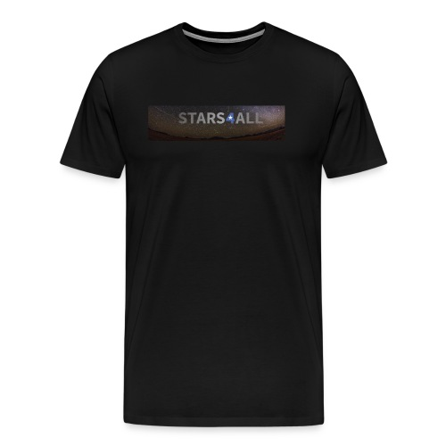 Stars4All Panoramica high - Camiseta premium hombre