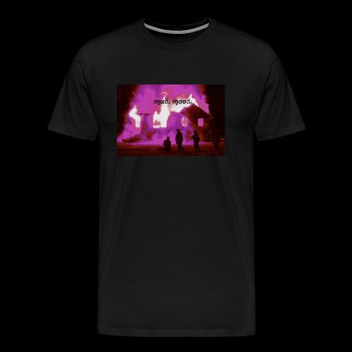 burning mad - Männer Premium T-Shirt