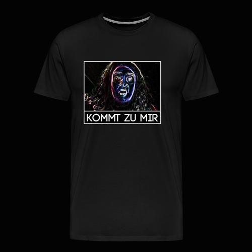 Kommt zu Mir - Drachenlord - Männer Premium T-Shirt