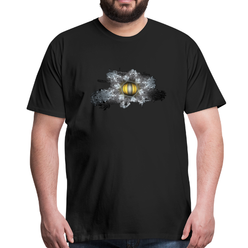 cellular eye three - Männer Premium T-Shirt