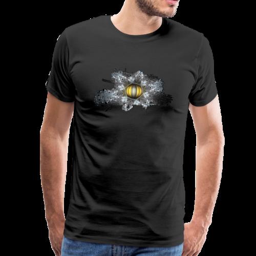 cellular eye three - Männer Premium T-Shirt
