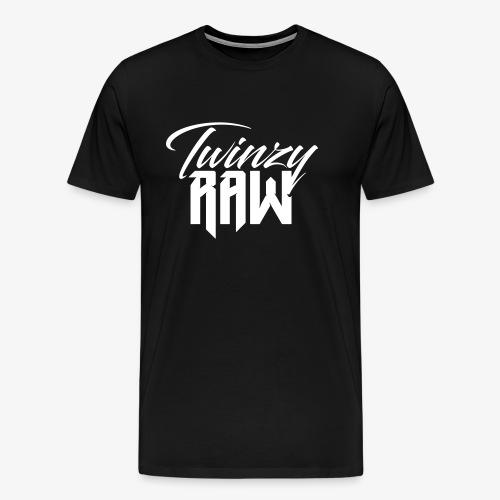 Twinzy Raw - Männer Premium T-Shirt