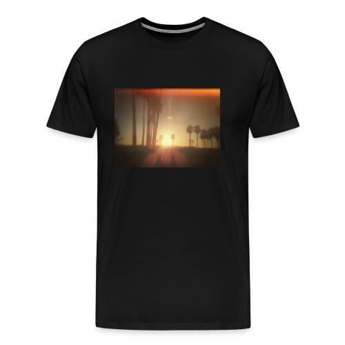 CHILLEXing @ Cali - Männer Premium T-Shirt