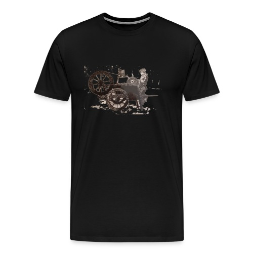 Arrotino - Maglietta Premium da uomo