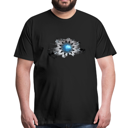 cellular eye two - Männer Premium T-Shirt