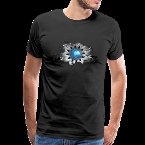 cellular eye two - Männer Premium T-Shirt