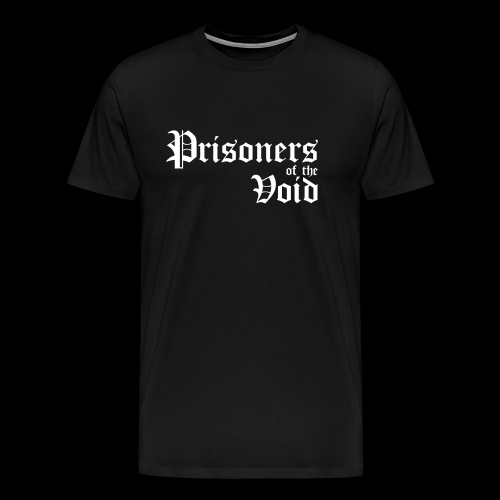 Prisoners of the Void - Premium T-skjorte for menn