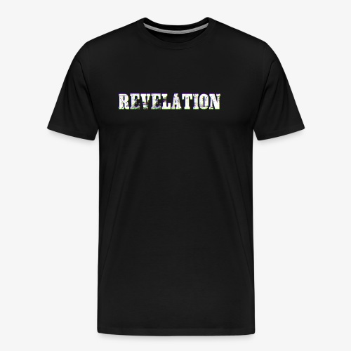 Revelation Movie Title - Men's Premium T-Shirt