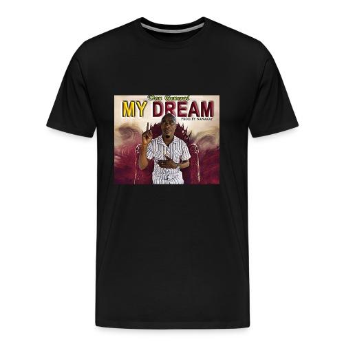 my dream - Men's Premium T-Shirt